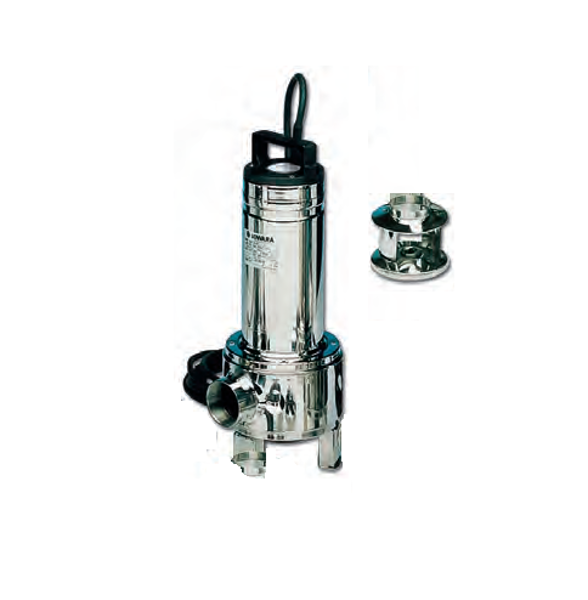 Picture of ELETTROPOMPA SOMMERSA DOMO 15 T / B HP 1,5 VOLT 380 LOWARA
