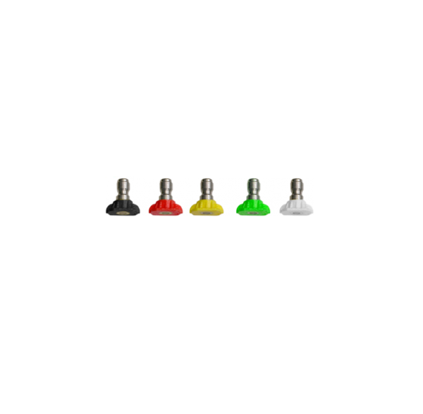 Picture of KIT 5 NOZZLES D 1.10 QUICK COUPLING FOR HIGH PRESSURE WASHER